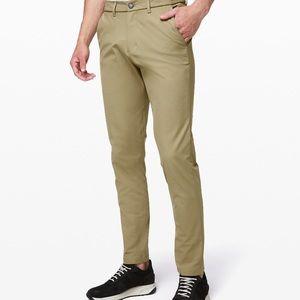 """Lululemon Commission Pant Slim 37"""" Length"""